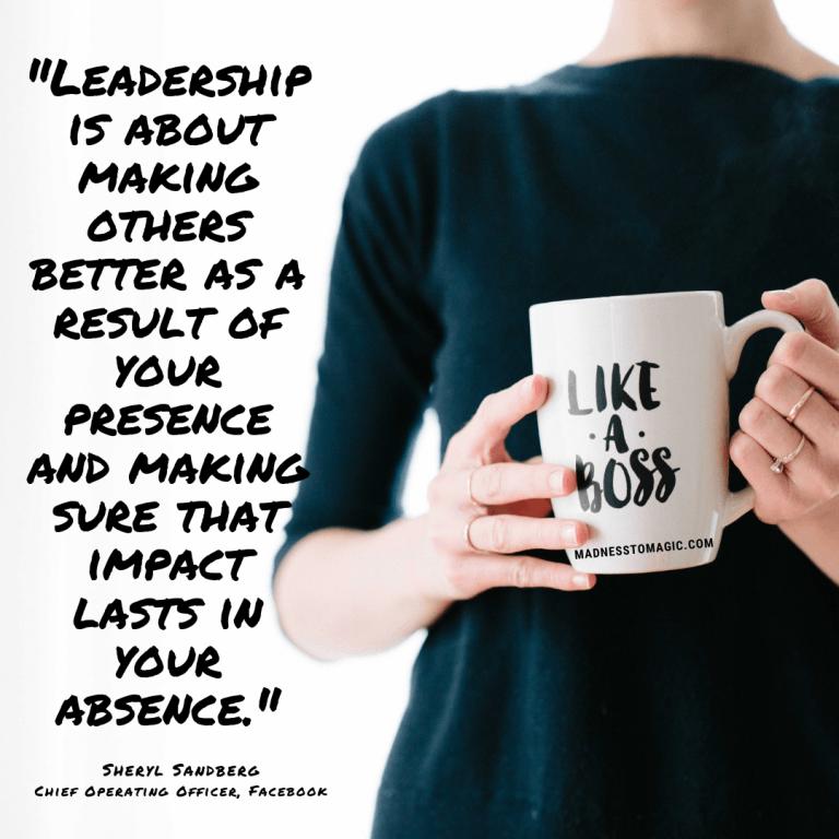 Confident Leaders