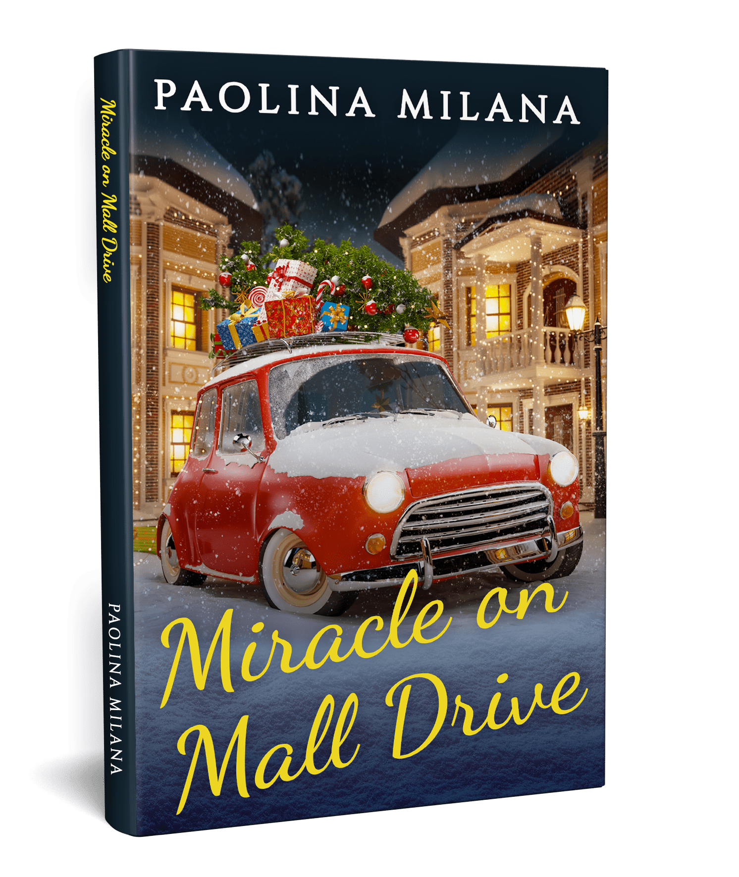 Miracle on Mall Drive Christmas Novel